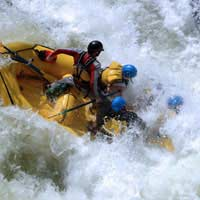 Whitewater Rafting Raft Life Jacket
