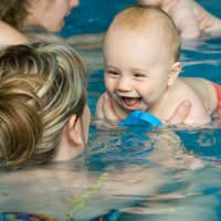 Swimming Baby Toddler Pool Immunisations