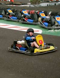 Go-kart Go-karting Arena Indoor Outdoor