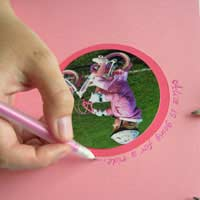 Scrapbook Summer Children Kids Activity